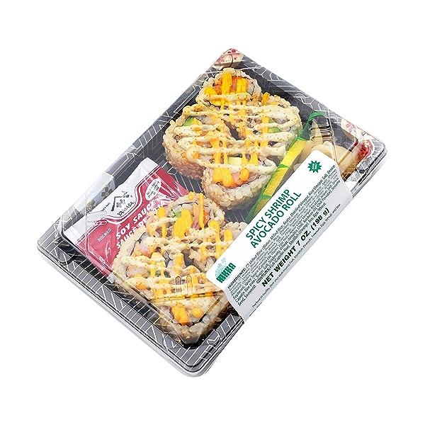Spicy Shrimp Avocado Roll, 7 oz 8