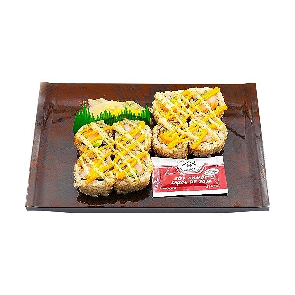 Spicy Shrimp Avocado Roll, 7 oz 1