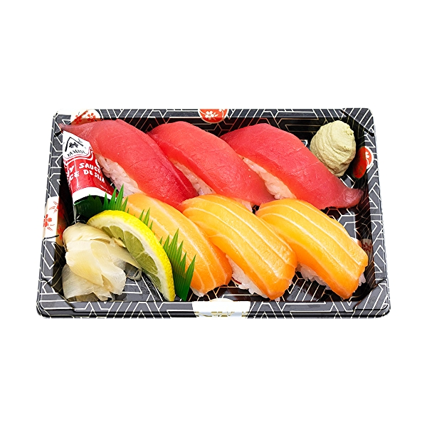 Nigiri Sushi - 6 PCS, 5 oz 4