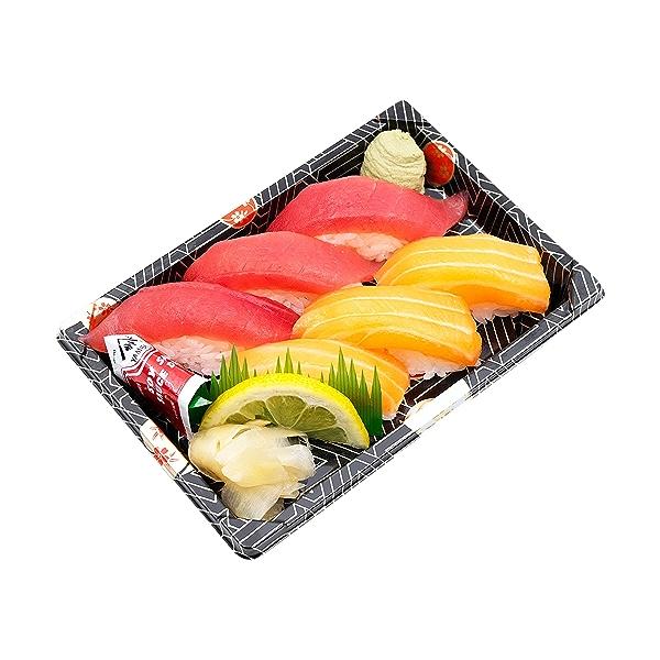 Nigiri Sushi - 6 PCS, 5 oz 5