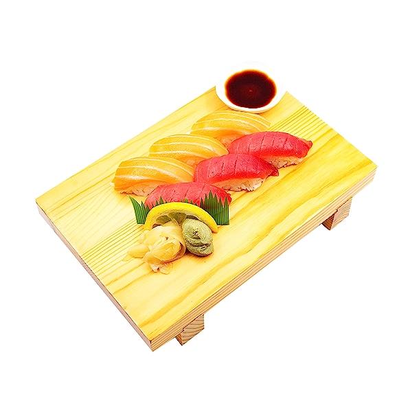 Nigiri Sushi - 6 PCS, 5 oz 1