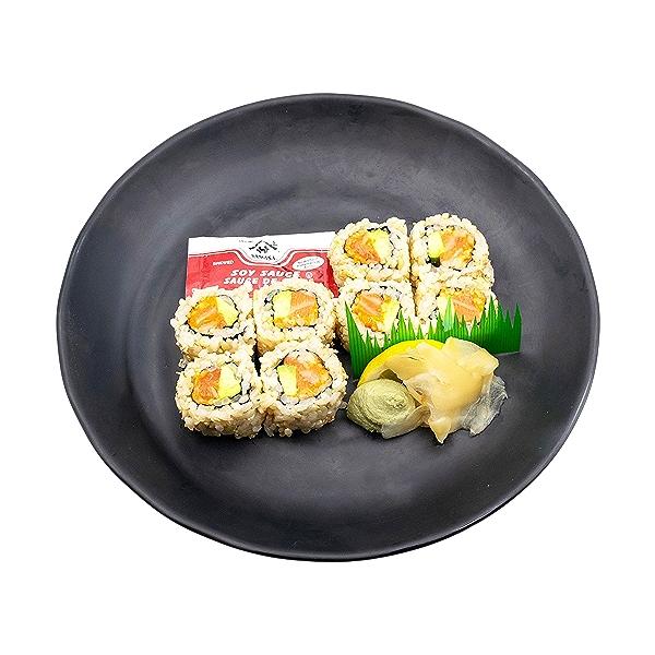 Spicy Salmon Avocado Roll, 7 oz 9
