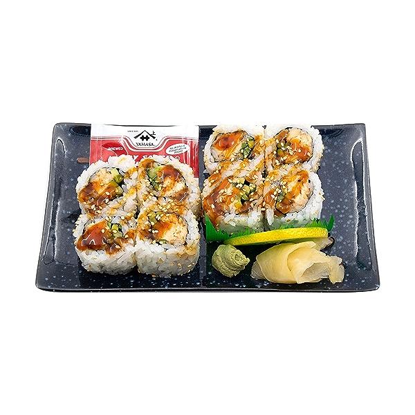 Poached Salmon Roll, 7 oz 9