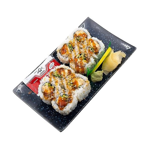 Poached Salmon Roll, 7 oz 10