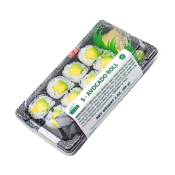 Avocado Roll, 3 oz 7