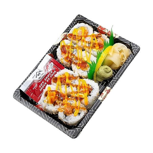 Shrimp Tempura Roll, 7 oz 4