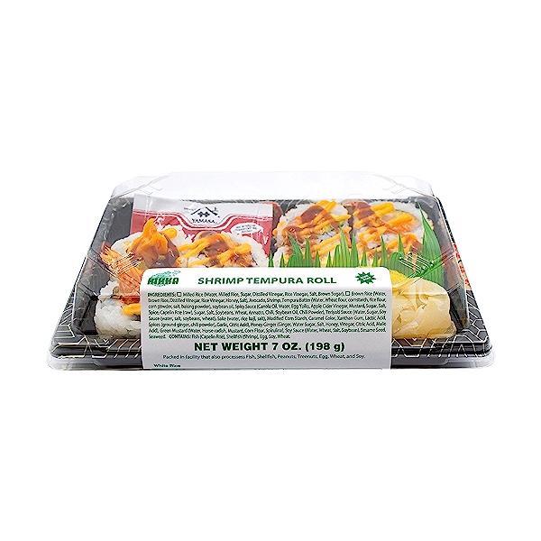 Shrimp Tempura Roll, 7 oz 5
