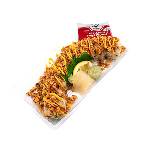 Albacore Crunch Roll, 7 oz 4