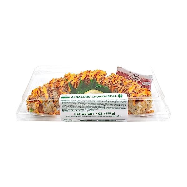 Albacore Crunch Roll, 7 oz 5
