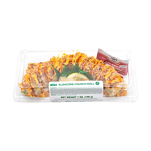 Albacore Crunch Roll, 7 oz 6
