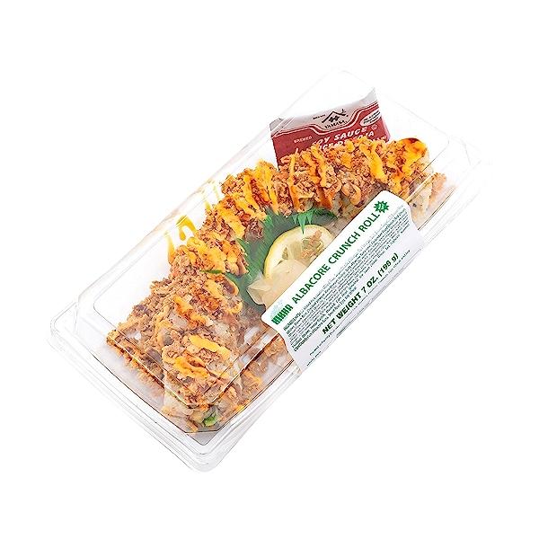 Albacore Crunch Roll, 7 oz 7