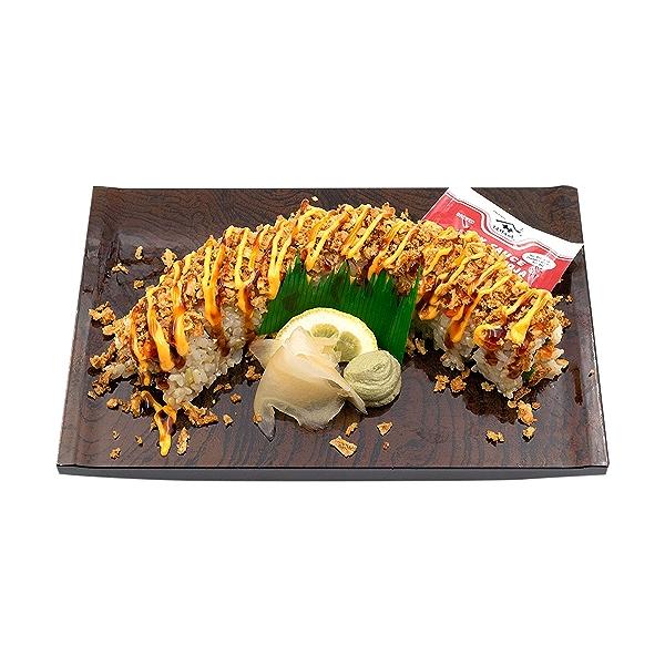 Albacore Crunch Roll, 7 oz 9