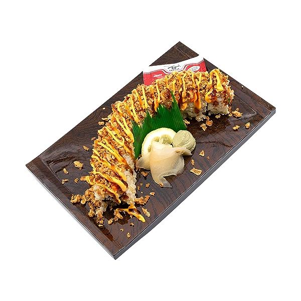 Albacore Crunch Roll, 7 oz 10