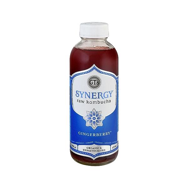 Gingerberry 16oz, 473 ml 1