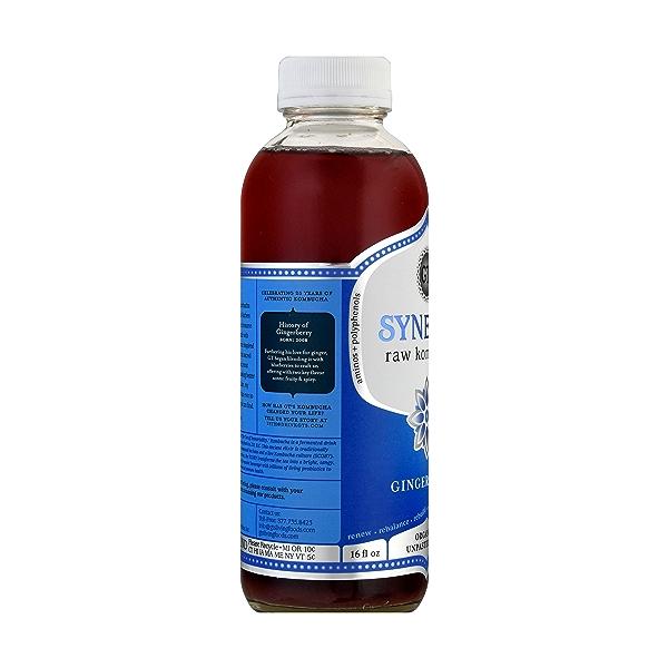 Gingerberry 16oz, 473 ml 9