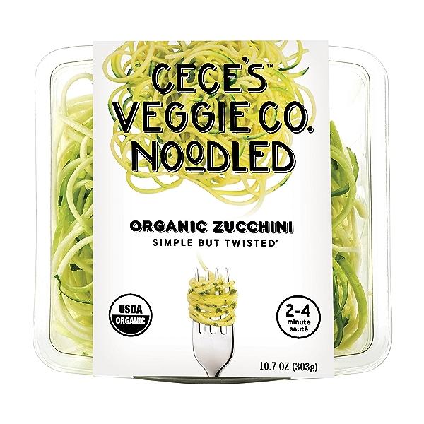 Organic Zucchini, 10.7 oz 1