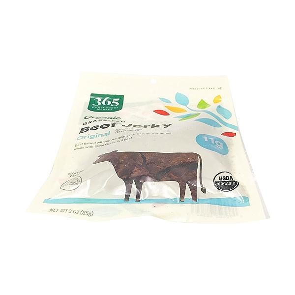 Organic Original Beef Jerky, 3 oz 6