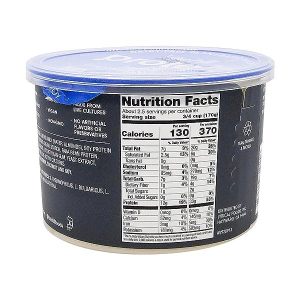 Plain Unsweetened Protein Yogurt, 16 oz 4