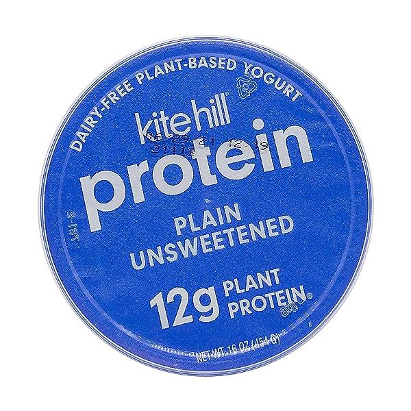 Plain Unsweetened Protein Yogurt, 16 oz 9