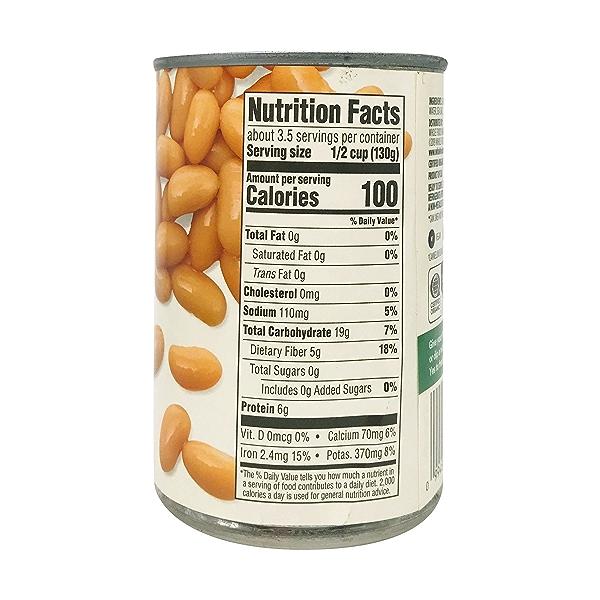 Organic Cannellini Beans, 15.5 oz 4