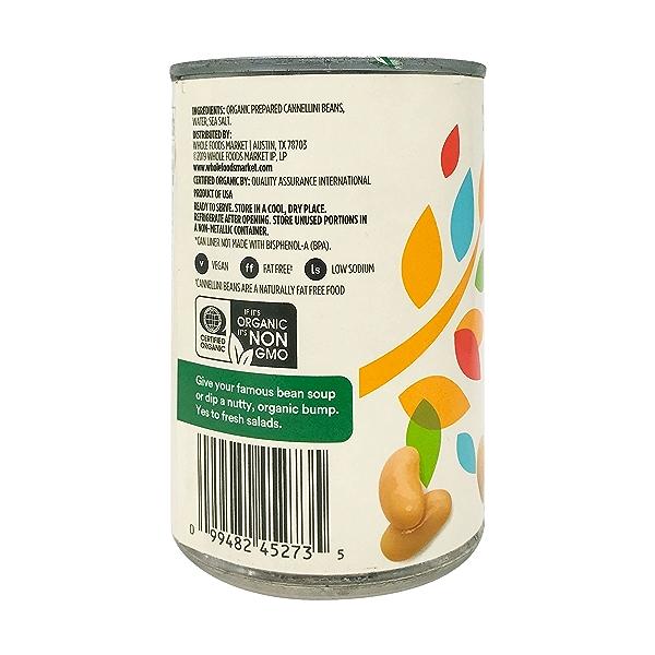 Organic Cannellini Beans, 15.5 oz 7