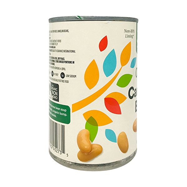 Organic Cannellini Beans, 15.5 oz 8