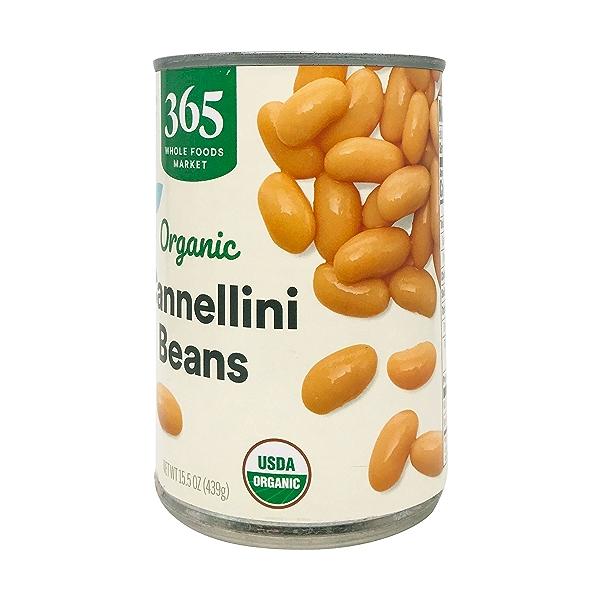 Organic Cannellini Beans, 15.5 oz 2