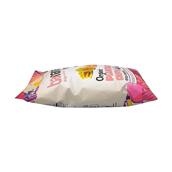 Organic Pink Sea Salt Plantain Chips, 5 oz 4