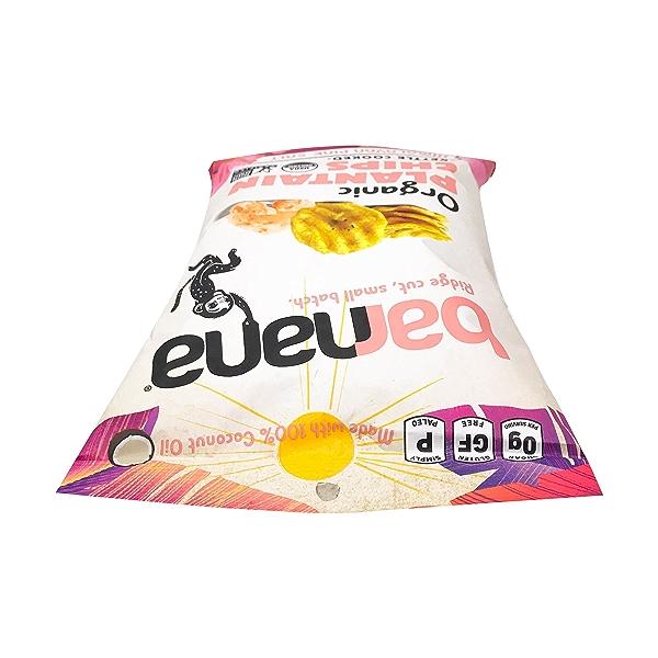 Organic Pink Sea Salt Plantain Chips, 5 oz 5