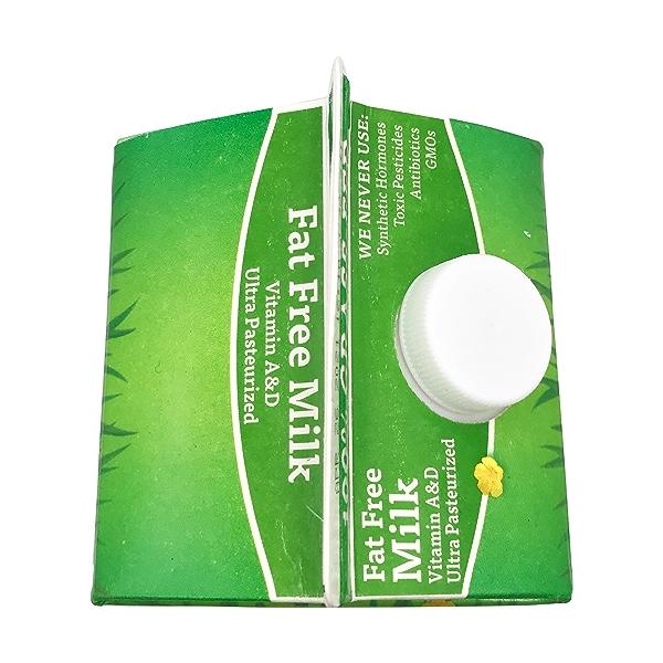 Organic Fat Free Milk 5