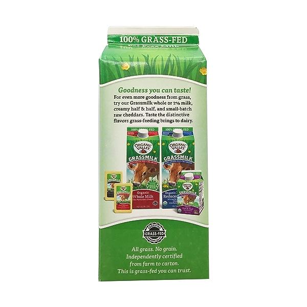 Organic Fat Free Milk 3