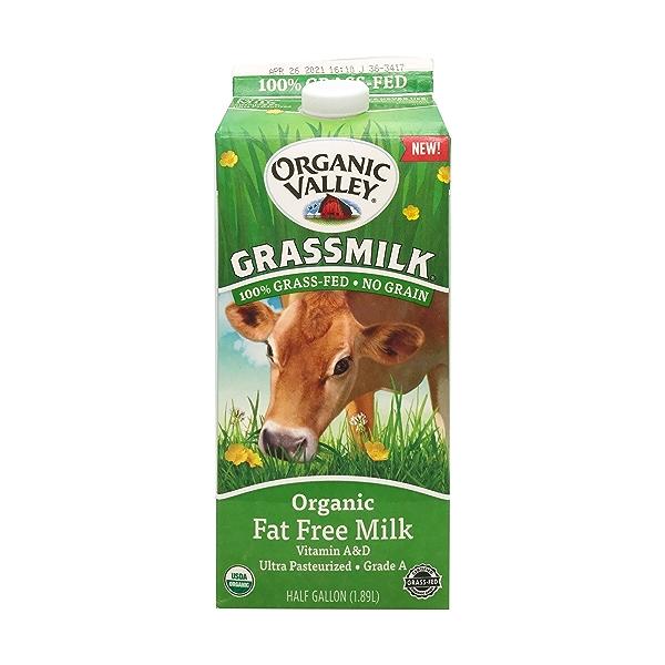 Organic Fat Free Milk 1