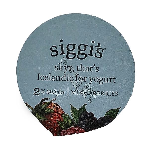 Mixed Berries Plant Based Yogurt, 5.3 oz 9