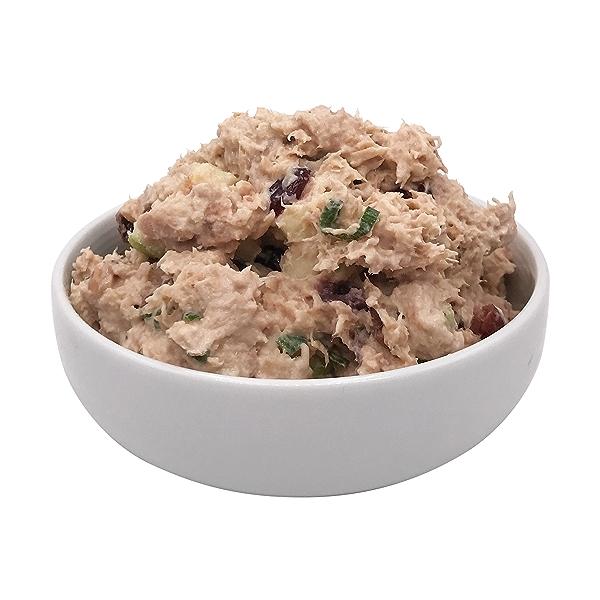 Cranberry Apple Tuna Salad 1