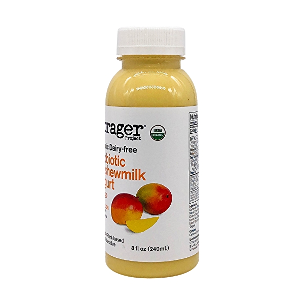 Mango Cashew Milk Kefir, 8 fl oz 2