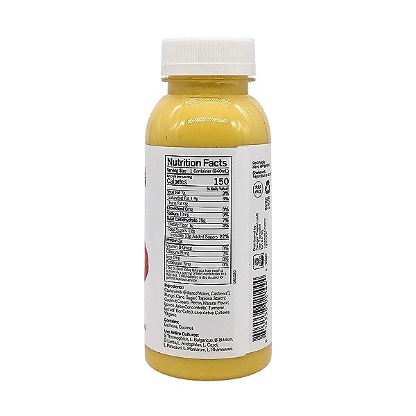 Mango Cashew Milk Kefir, 8 fl oz 4