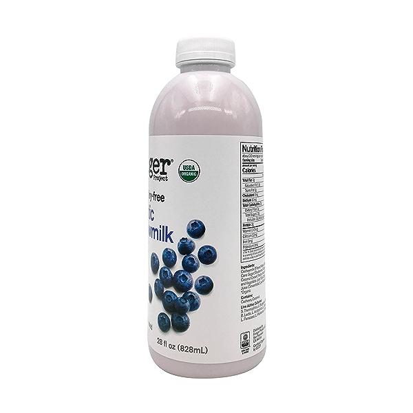 Organic Dairy-Free Blueberry Probiotic Drinkable Cashewmilk Yogurt, 28 fl oz 3