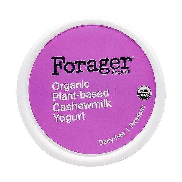 Organic Unsweetened Vanilla Bean Cashewmilk Yogurt, 24 oz 9