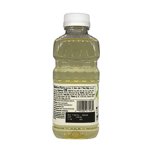Refined Expeller Pressed Canola Oil, 16 fl oz 3