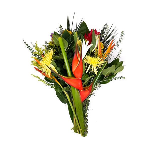 Sourced For Good Mixed Tropical Bouquet 1