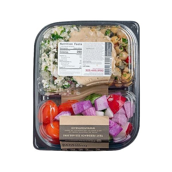 Hummus Mezze, 291 gram 3