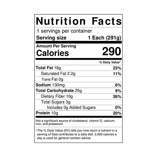Hummus Mezze, 291 gram 5