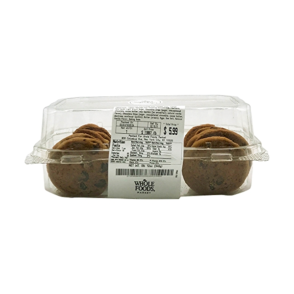 Mini Chocolate Chip Cookies 18 Count, 12 oz 3