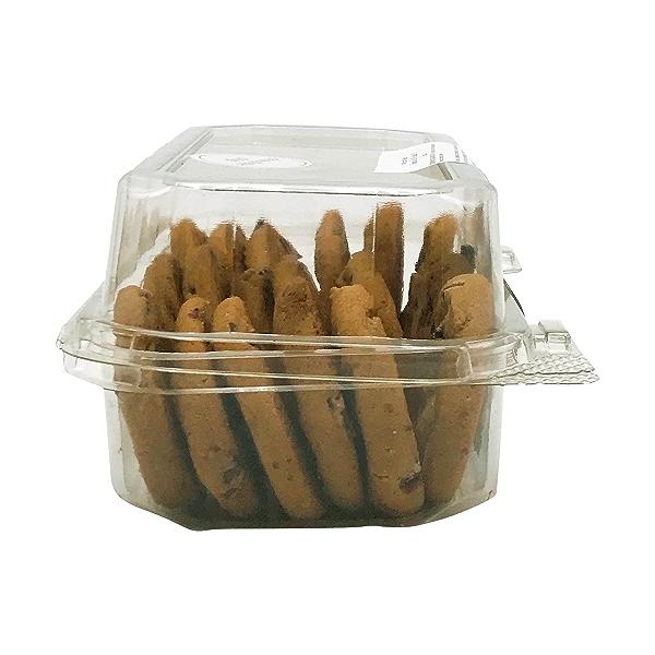 Mini Chocolate Chip Cookies 18 Count, 12 oz 6
