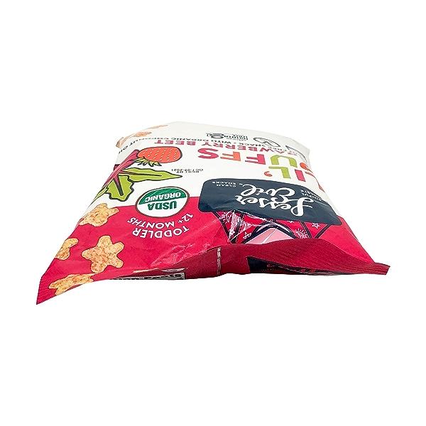 Strawberry Beet Lil Puffs, 2.5 oz 3