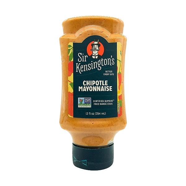 Chipotle Mayonnaise, 12 fl oz 1