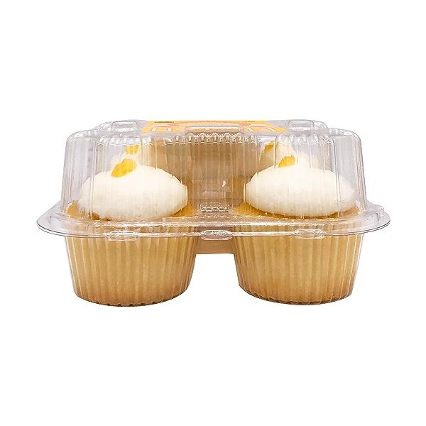 Triple Lemon Cupcakes, 10 oz 5