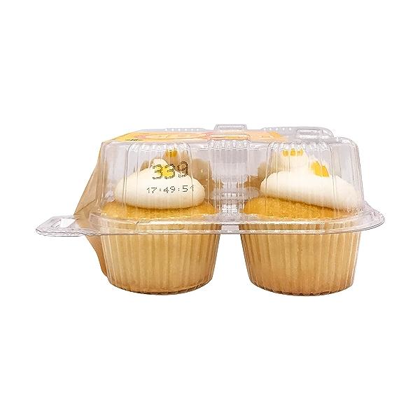 Triple Lemon Cupcakes, 10 oz 4