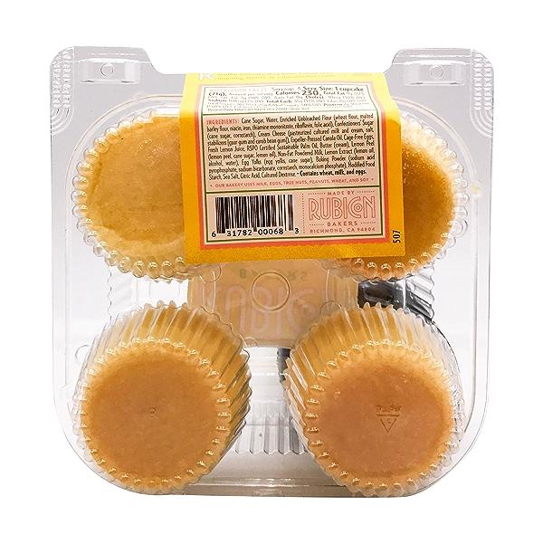 Triple Lemon Cupcakes, 10 oz 2
