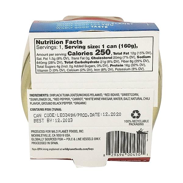 Tuna, Bean & Corn Salad, 5.6 oz 3